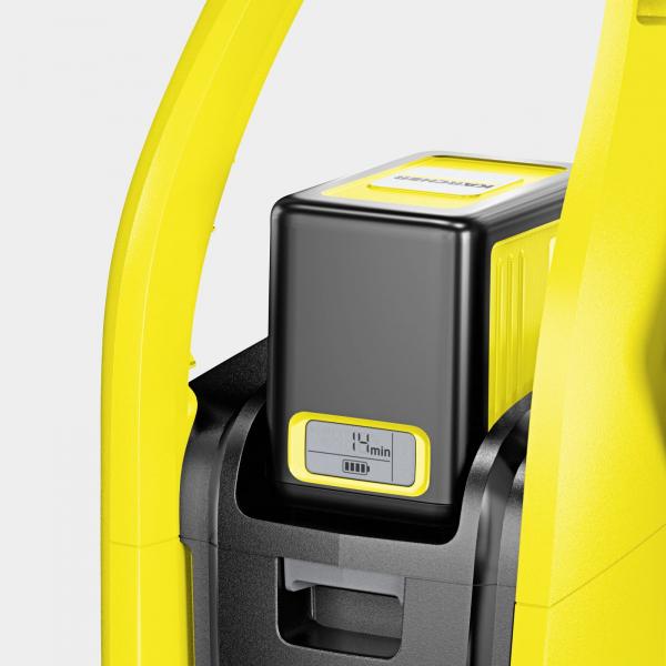 Аккумуляторный аппарат высокого давления K 2 Battery