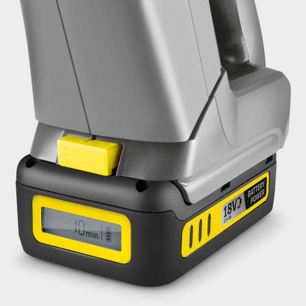Аккумуляторный пылесос HV 1/1 Bp Fs Pack