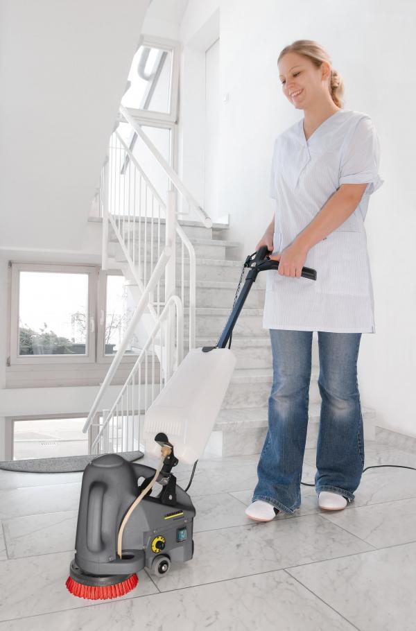 Аппарат для очистки лестниц BD 17/5 C