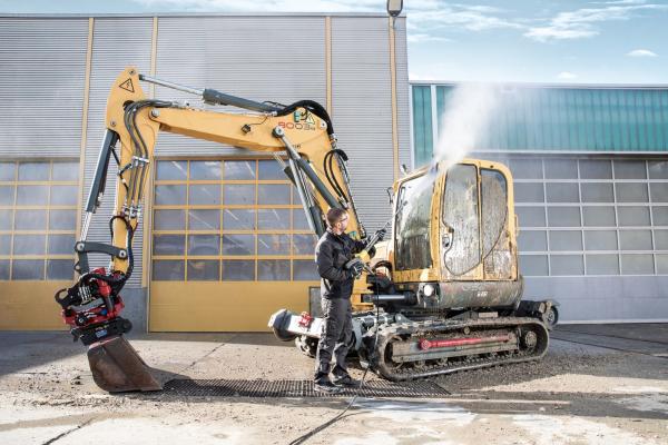 Аппарат высокого давления HD 7/16-4 MXA Car