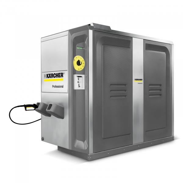 Стационарный аппарат высокого давления SB-M Cab Решение для 2-4 постов