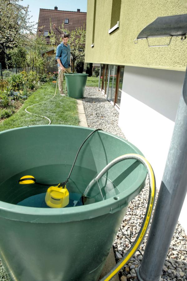 Дренажный насос для грязной воды SP 3 Dirt