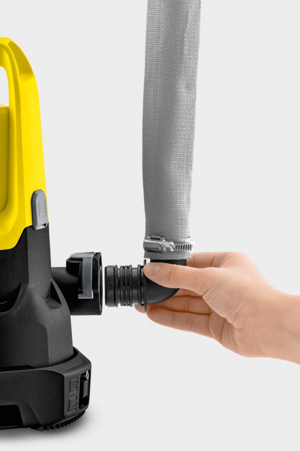 Дренажный насос для грязной воды SP 5 Dual