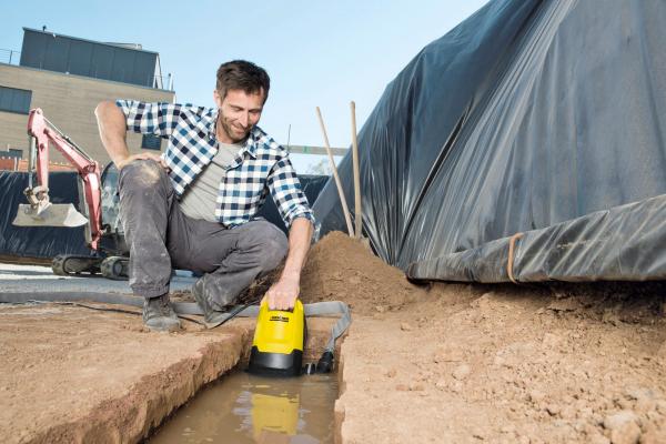 Дренажный насос для грязной воды SP 7 Dirt