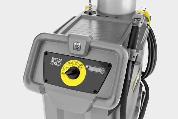 Аппарат для чистки сухим льдом IB 10/8 L2P