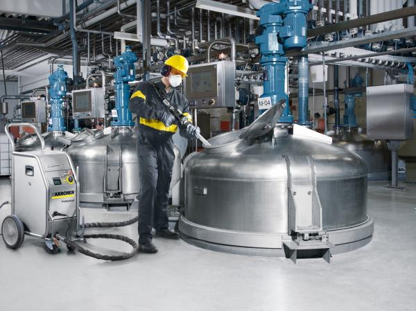 Аппарат для чистки сухим льдом IB 7/40 Adv