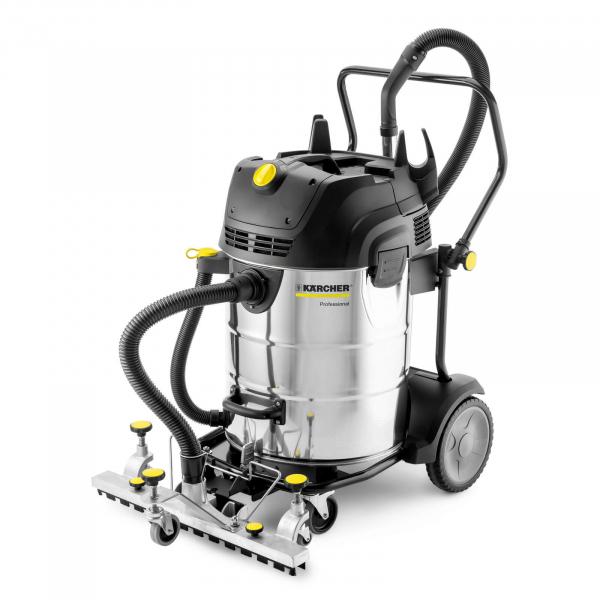 Пылесос влажной и сухой уборки NT 75/2 Tact² Me Tc Adv