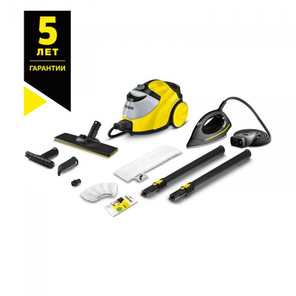 Пароочиститель SC 5 EasyFix Iron