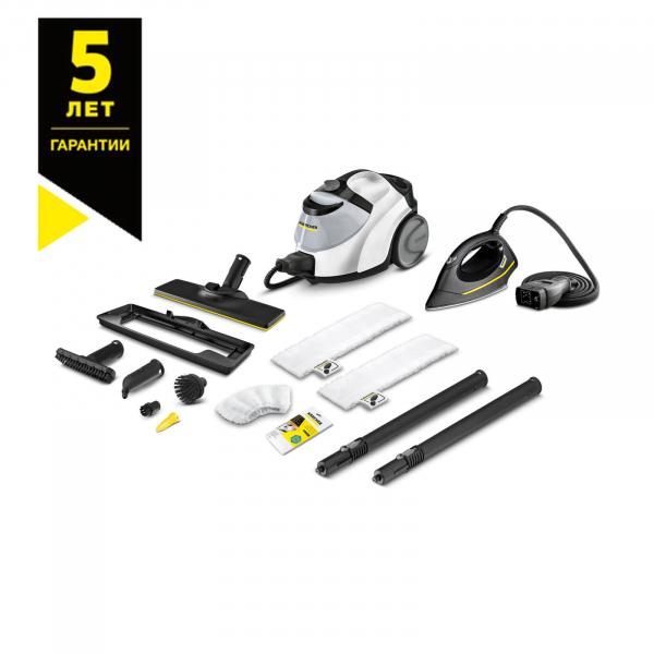 Пароочиститель SC 5 EasyFix Premium Iron