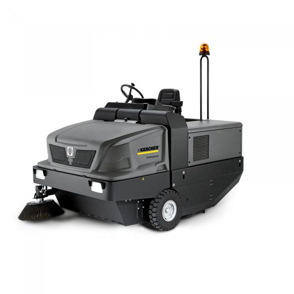 Подметально-всасывающая машина KM 150/500 R Bp