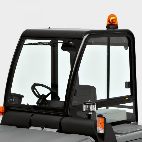 Подметально-всасывающая машина KM 150/500 R D