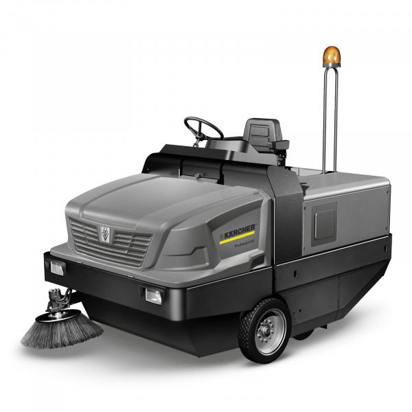 Подметально-всасывающая машина KM 150/500 R LPG
