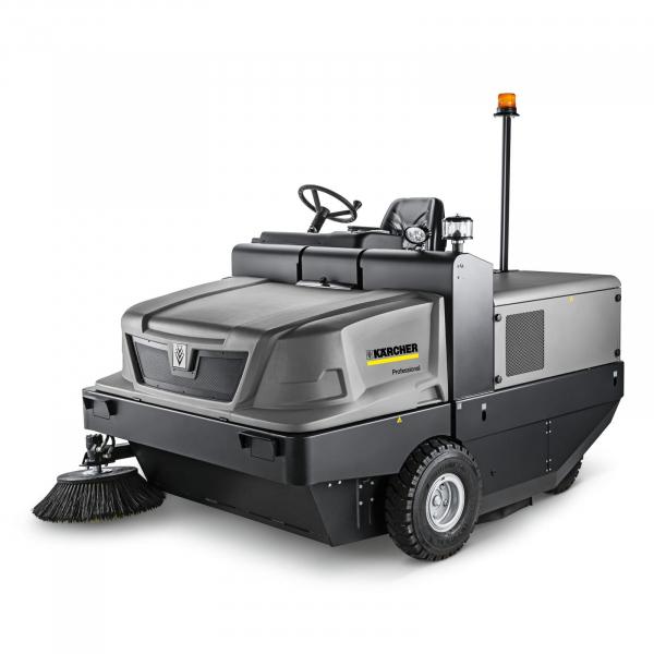 Подметально-всасывающая машина KM 170/600 R D Classic