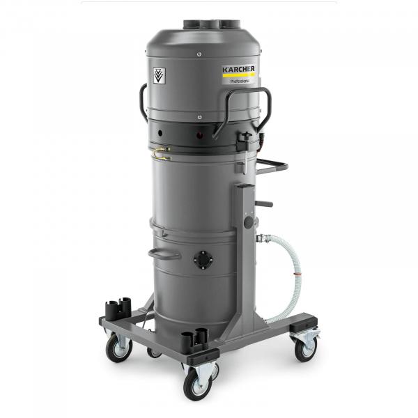 Промышленный пылесос IVR-L 100/30 Sc