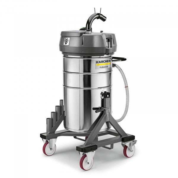 Промышленный пылесос IVR-L 120/24-2 Tc Me Dp