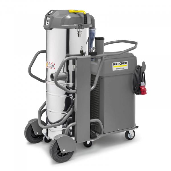 Промышленный пылесос IVS 100/40 M