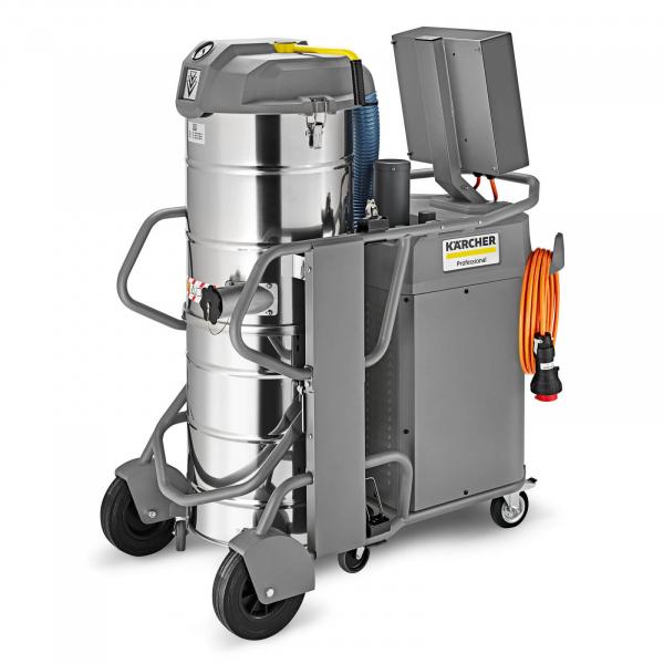 Промышленный пылесос IVS 100/75 M Z22