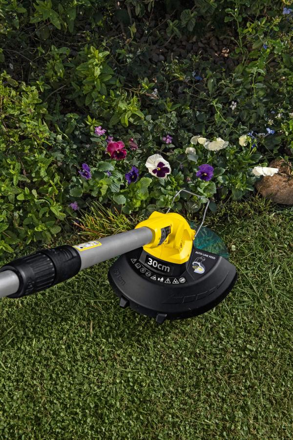 Аккумуляторный триммер для стрижки газона LTR 18-30 Battery