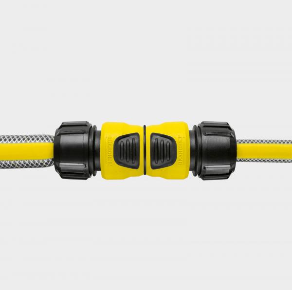Коннектор двухсторонний для шлангов